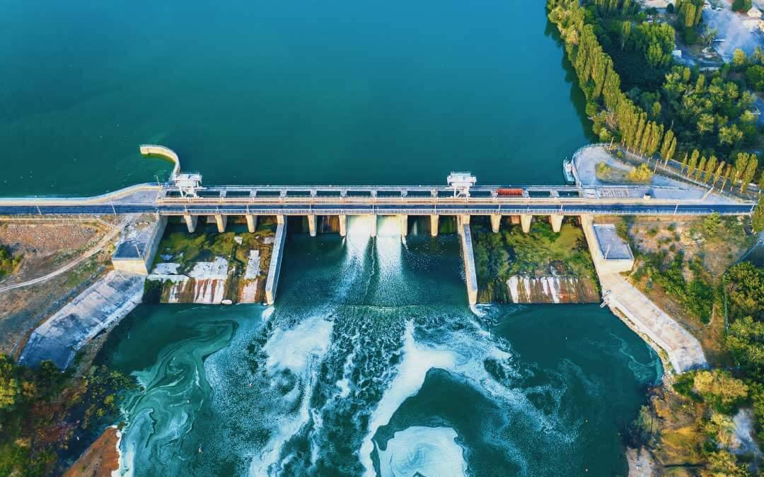 Estructura general de un sistema eléctrico de potencia